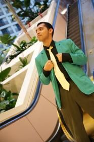 Arsène Lupin III from Lupin III worn by defective naruto