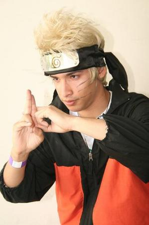 Naruto Uzumaki from Naruto Shippūden worn by defective naruto