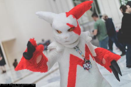 Zangoose from Pokemon