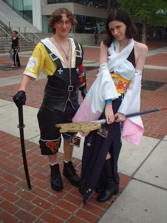 Tidus worn by Oshi