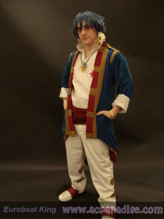 Simon from Tengen Toppa Gurren-Lagann worn by Oshi
