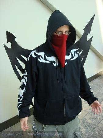BJ / Black Reaper worn by Oshi