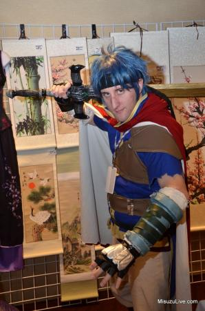 Ike from Fire Emblem: Path of Radiance worn by Oshi