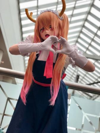 Tohru from Kobayashi-san Chi no Maid Dragon worn by Oshi
