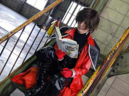 Genesis Rhapsodos from Final Fantasy VII: Crisis Core (Worn by KogaSan24)