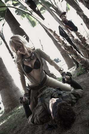 Eva from Metal Gear Solid 3: Snake Eater worn by precious