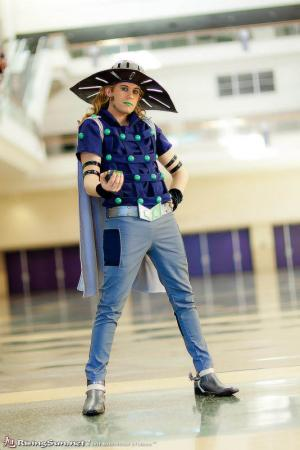Gyro Zeppeli from Steel Ball Run