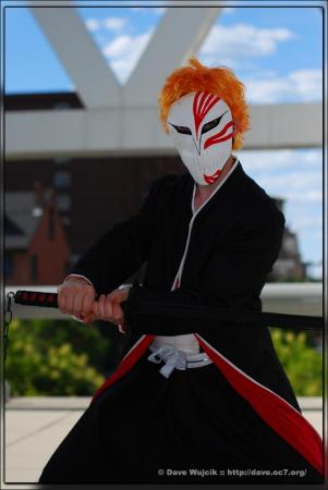 Ichigo Kurosaki from Bleach worn by Initial_Don