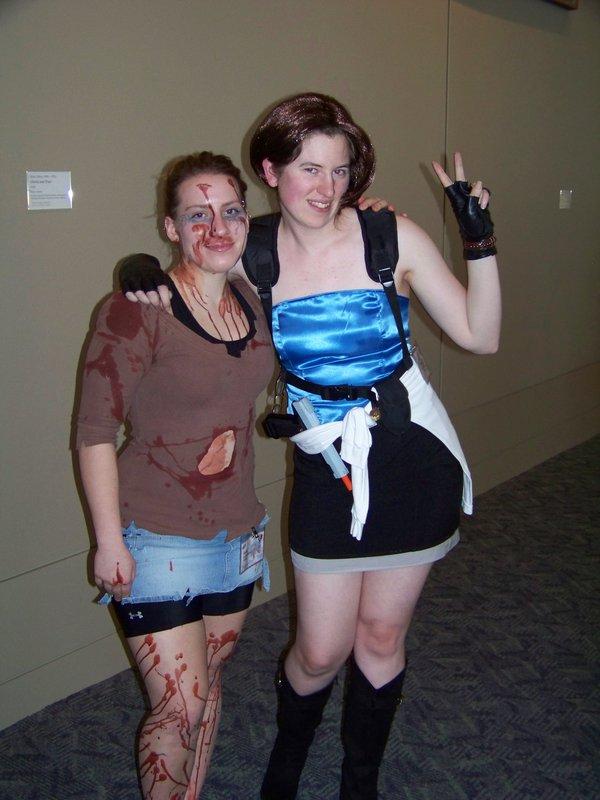 Jill Valentine Resident Evil 3 Nemesis By Threshie Acparadise Com