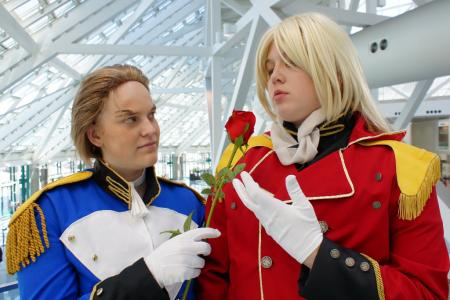 Zechs Marquise from Mobile Suit Gundam Wing worn by TheWindySea
