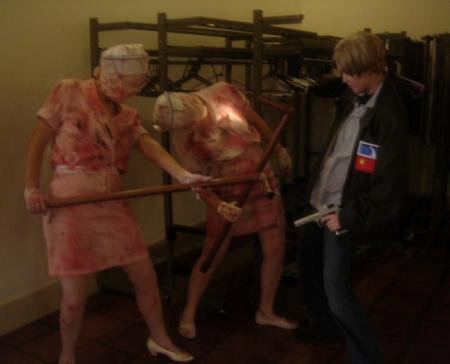 James Sunderland from Silent Hill 2 worn by Zoroko