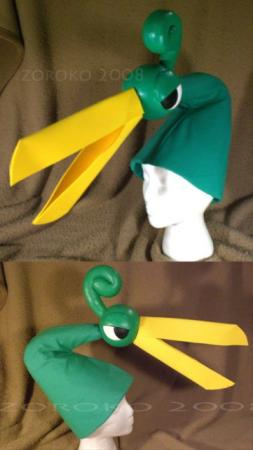 Elzo from Legend of Zelda: The Minish Cap worn by Zoroko