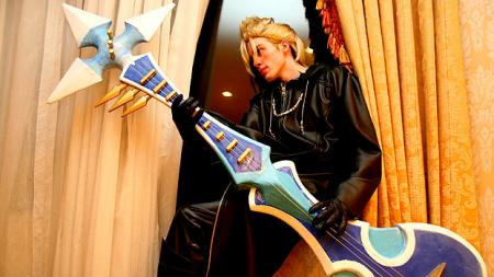 Demyx from Kingdom Hearts 2