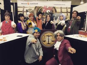 Phoenix Wright from Apollo Justice: Ace Attorney (Worn by EMP_Maniac)