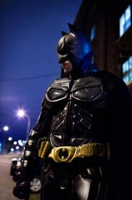 Batman from Dark Knight Rises, The worn by Mario Bueno