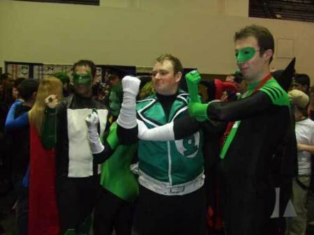 Kyle Rayner from Green Lantern