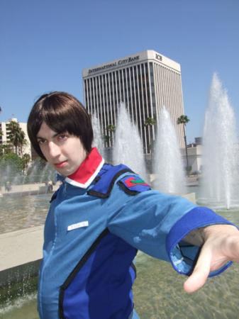 Kira Yamato from Mobile Suit Gundam Seed worn by The_AnarCHris