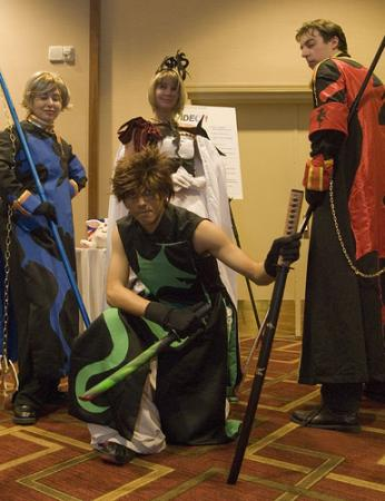 Kurogane from Tsubasa: Reservoir Chronicle worn by The_AnarCHris