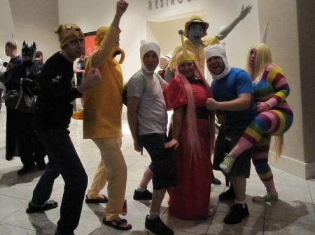 Jake from Adventure Time with Finn and Jake (Worn by The_AnarCHris)