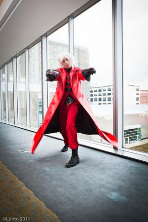 Dante from Devil May Cry (Worn by The_AnarCHris)