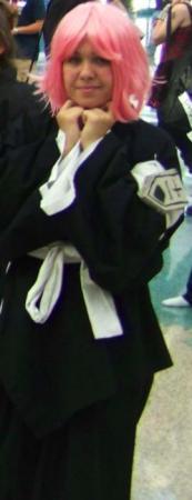 Yachiru Kusajishi from Bleach