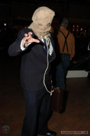 Scarecrow / Dr. Jonathan Crane