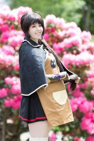 Homura from Senran Kagura