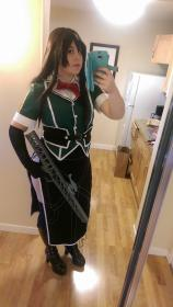 Chikuma from Kantai Collection ~Kan Colle~ worn by ninjagal6