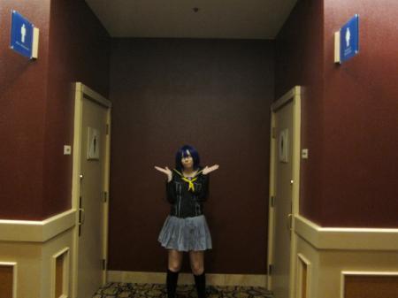 Naoto Shirogane from Persona 4 (Worn by sakusakus)