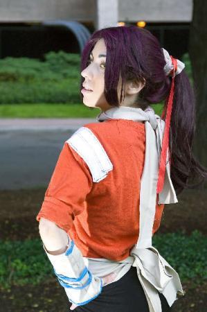 Yoruichi Shihouin from Bleach