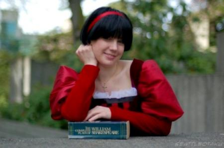 Akane Tendo from Ranma 1/2 worn by Kumi-nee