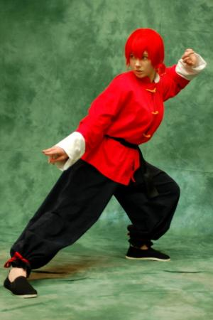 Ranma Saotome from Ranma 1/2 worn by Kumi-nee