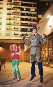 Inspector Gadget from Inspector Gadget