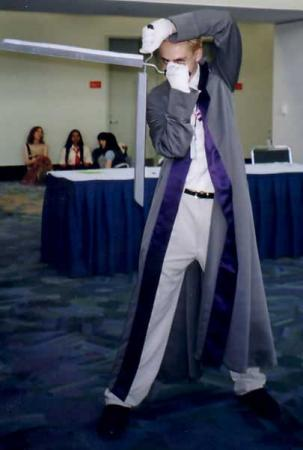 Paladin Alexander Anderson from Hellsing worn by state_alchemist