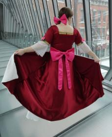 Belle from Beauty and the Beast worn by RedFireFly