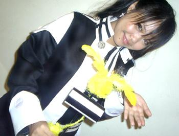 Lenalee (Rinali) Lee from D. Gray-Man worn by ☆Asta☆