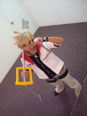 Roxas from Kingdom Hearts 2 worn by ☆Asta☆
