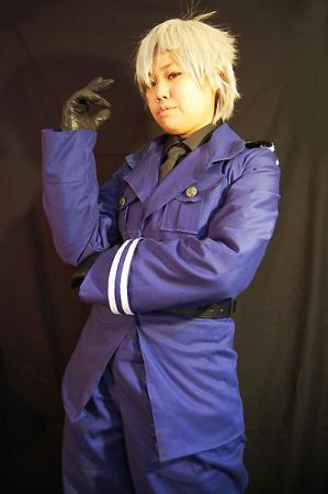 Prussia / Gilbert Weillschmidt from Axis Powers Hetalia worn by ☆Asta☆