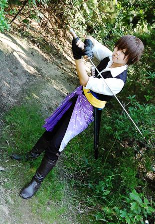 Toudou Heisuke from Hakuouki Shinsengumi Kitan worn by ☆Asta☆