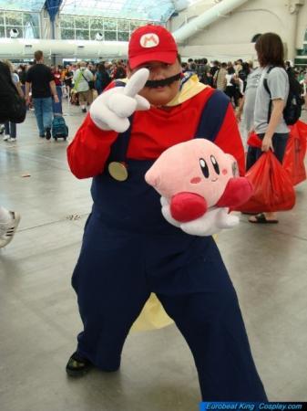 Mario from Super Smash Bros. Brawl