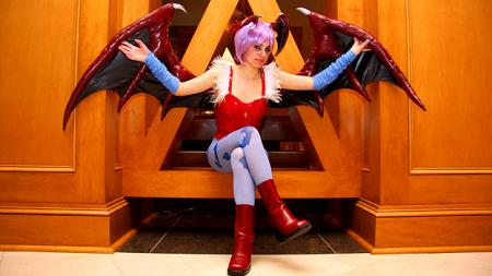 Lilith Aensland from Darkstalkers