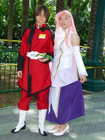 Kira Yamato from Mobile Suit Gundam Seed