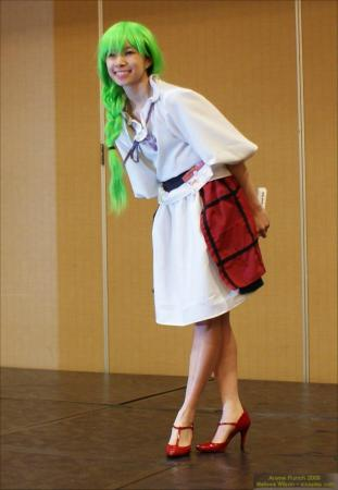 C.C. from Code Geass R2 worn by Celeste Orchid