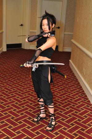 Ayame from Tenchu 3: Wrath of Heaven worn by Celeste Orchid