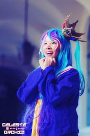 Shiro from No Game No Life worn by Celeste Orchid