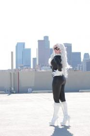 Black Cat from Spider-man worn by Celeste Orchid