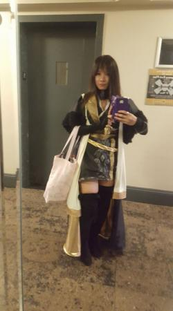 Gentiana from Final Fantasy XV worn by Celeste Orchid