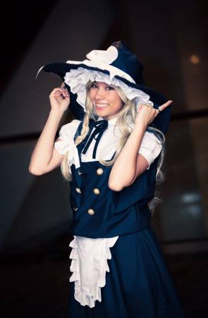 Marisa Kirisame from Touhou Project worn by Celeste Orchid