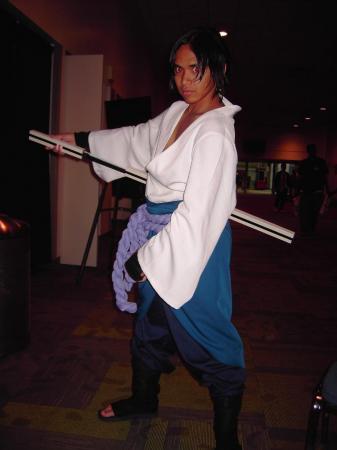 Sasuke Uchiha from Naruto Shippūden
