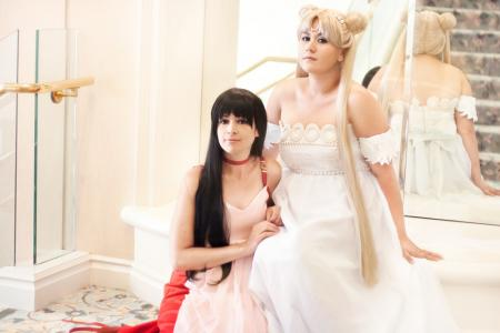 Princess Serenity from Sailor Moon worn by Heza